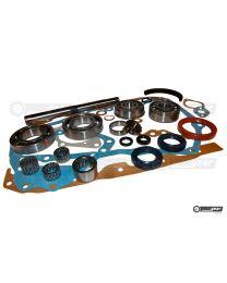 Austin Mini Classic 4 Synchro 3 Step (A+) Gearbox Bearing Rebuild Repair Kit