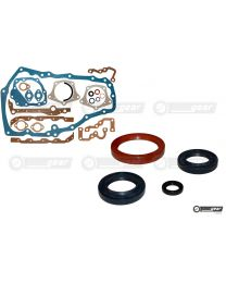 Austin Mini Classic 4 Synchro Gearbox Gasket and Oil Seal Set