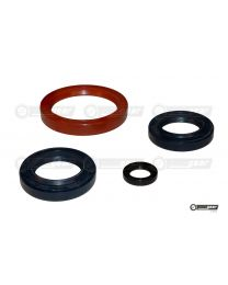 Austin Mini Classic 4 Synchro Gearbox Oil Seal Set