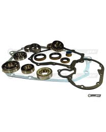 Ford Escort BC Gearbox Bearing Rebuild Kit Uprated (Late)