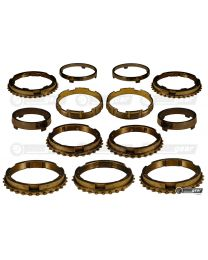 Ford Focus IB5 Gearbox Complete Synchro Ring Set