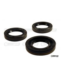 "Ford Sierra Cosworth Rear 7""/7.5"" Axle Differential Drive Shaft Pinion Oil Seal Set"