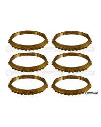 Ford Sierra MT75 Gearbox Synchro Ring Steel