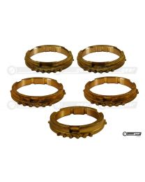 Ford Sierra Cosworth Type 9 Gearbox Complete Synchro Ring Set