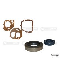 MG MGA 3 Synchro Non Overdrive Gearbox Gasket and Oil Seal Set