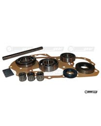 MG MGB MGC 3 Synchro Non Overdrive Gearbox 3 Hole Bearing Rebuild Repair Kit