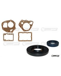 MG MGB MGC 4 Synchro Non Overdrive Gearbox Gasket and Oil Seal Set