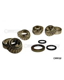 MG MGB MGC Salisbury Tube Axle Differential Bearing Rebuild Kit