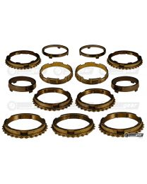 MG ZR IB5 Gearbox Complete Synchro Ring Set