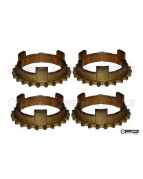 Morris Marina 1300 1800 Gearbox Synchro Baulking Ring Set