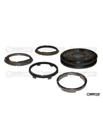 Nissan Primstar PF6 Gearbox 3rd 4th Gear Hub Synchro Ring Set