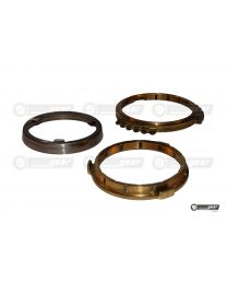Renault Clio PK6 Gearbox 3 Part 3rd Gear Synchro Ring Set