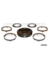 Renault Laguna PK6 Gearbox 1st 2nd Gear Hub and Synchro Ring Set