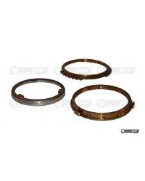 Renault Master PF1 Gearbox 3 Part 2nd Gear Synchro Ring Set