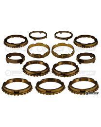 Rover 25 IB5 Gearbox Complete Synchro Ring Set