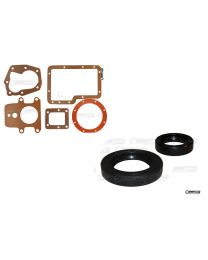 Triumph Dolomite 1850 3 Rail Overdrive Gearbox Gasket and Oil Seal Set