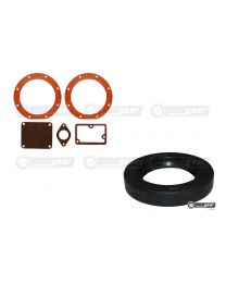 Triumph Dolomite 1850 3 Rail Gearbox Overdrive D Type Gasket Set and Oil Seal