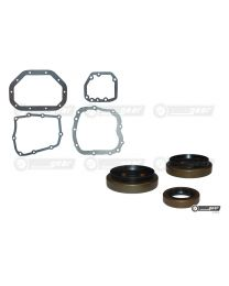 Vauxhall Cavalier F10 F13 F15 F17 Gearbox Gasket and Oil Seal Set
