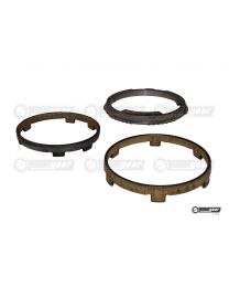 Vauxhall Movano PK6 Gearbox 3 Part 2nd Gear Synchro Ring Set