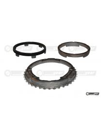 Vauxhall Vivaro PF6 Gearbox 3 Part 3rd Gear Synchro Ring Set