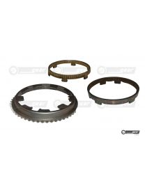 Vauxhall Zafira M32 Gearbox 1st 2nd Gear 3 Part Synchro Ring Set