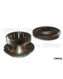 Vauxhall Zafira M32 Gearbox 6th Gear Pair (44/27 Tooth)