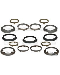 Vauxhall Zafira M32 Gearbox Complete Synchro Ring Set