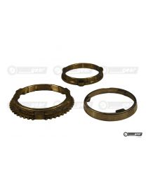 VW Volkswagen Transporter T4 02B Gearbox 1st/2nd Gear Synchro Ring
