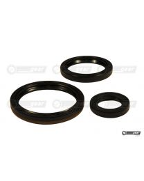 VW Volkswagen Golf 02T Gearbox Oil Seal Set
