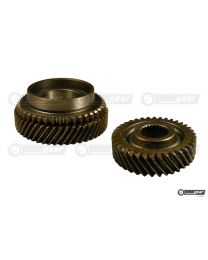 VW Volkswagen Polo 02T Gearbox 5th Gair Pair 37/50 (0.74) Ratio